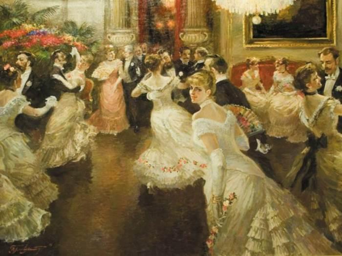 Празднования Нового года и Рождества в царской России
