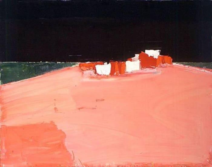 Николя де Сталь. Пейзаж, 1954 | Фото: wikiart.org