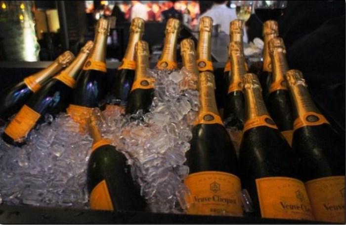 Знаменитое шампанское