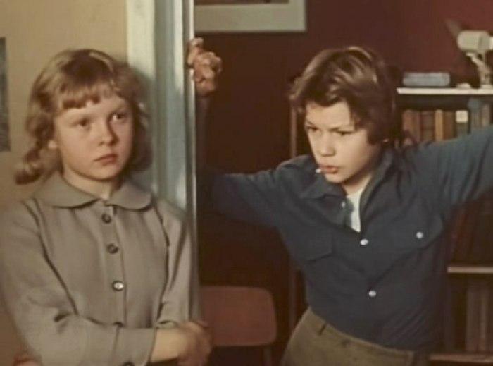 Кадр из фильма *Дети как дети*, 1978 | Фото: kino-teatr.ru