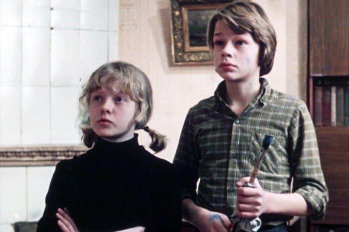 Кадр из фильма *Дети как дети*, 1978 | Фото: starhit.ru