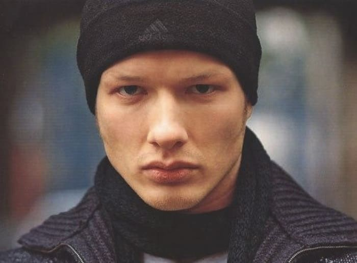 Актер в молодости | Фото: kino-teatr.ru