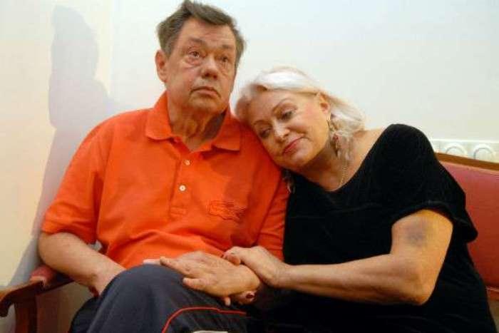 Николай Караченцов и Людмила Поргина | Фото: msn.com