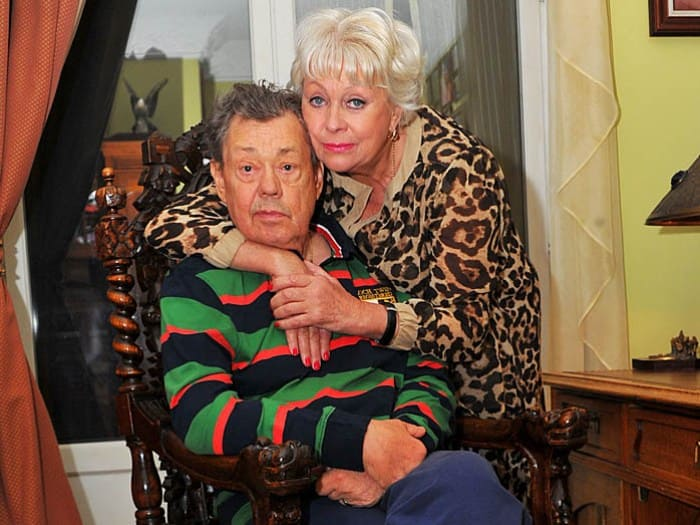 Николай Караченцов и Людмила Поргина   Фото: teleprogramma.pro