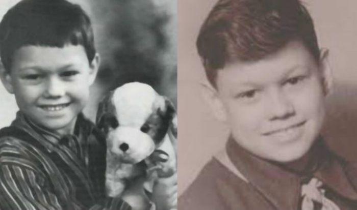 Николай Караченцов в детстве | Фото: uznayvse.ru