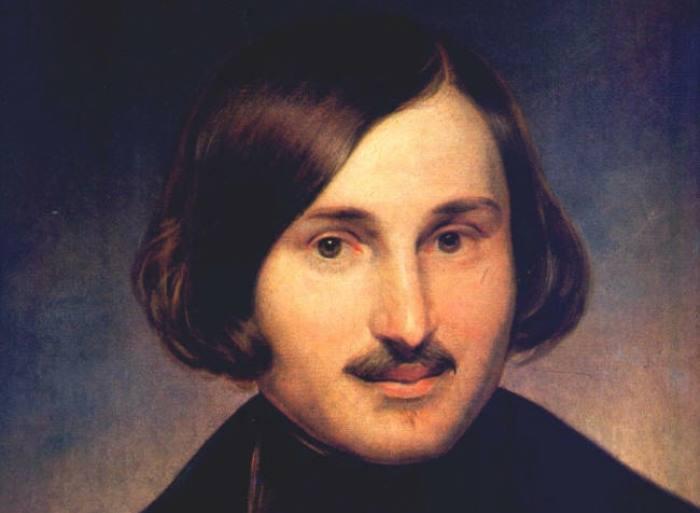 Ф. Моллер. Портрет Н. В. Гоголя, 1841. Фрагмент   Фото: gogol.lit-info.ru