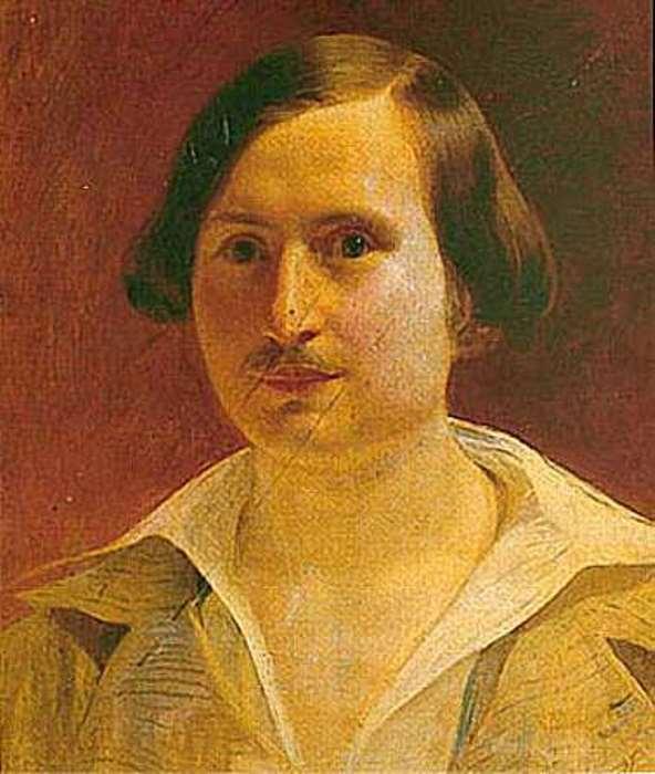 Ф. Моллер. Портрет Н. В. Гоголя, 1840 | Фото: gogol.lit-info.ru