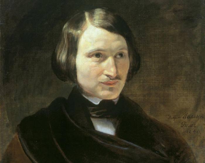 Ф. Моллер. Портрет Н. В. Гоголя, 1840 | Фото: ec-dejavu.ru
