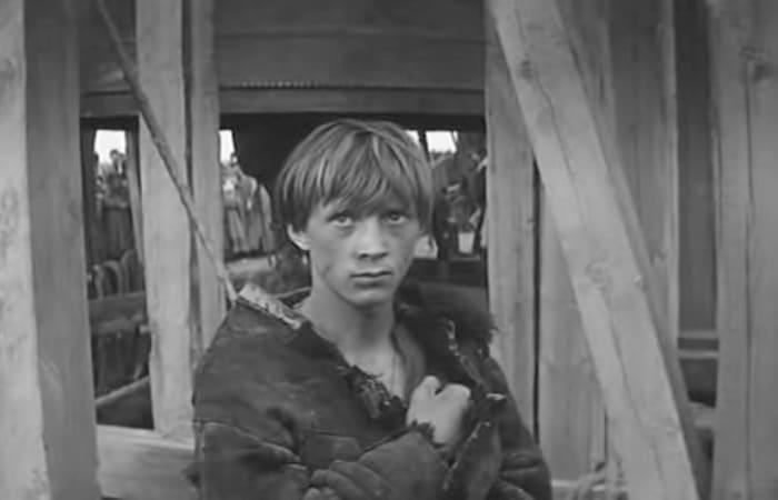 Николай Бурляев в фильме *Андрей Рублев*, 1966 | Фото: kino-teatr.ru