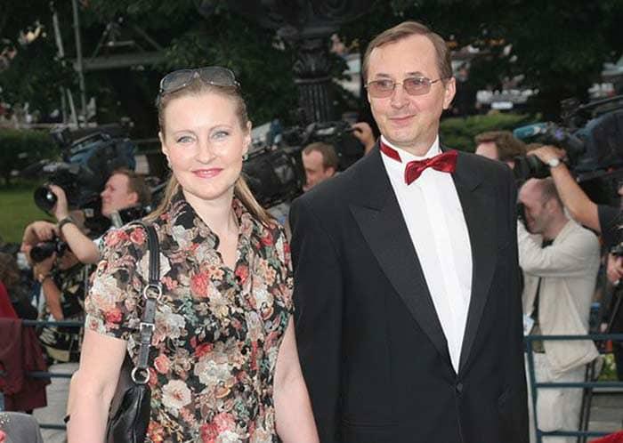 Николай Бурляев и Инга Шатова   Фото: stuki-druki.com