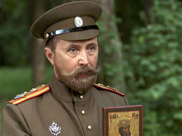 Николай Бурляев в сериале *Адмиралъ*, 2009   Фото: kino-teatr.ru