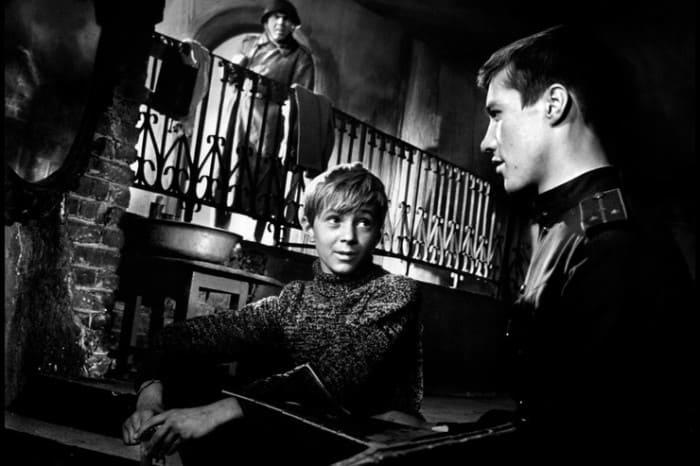 Кадр из фильма *Иваново детство*, 1962   Фото: kino-teatr.ru