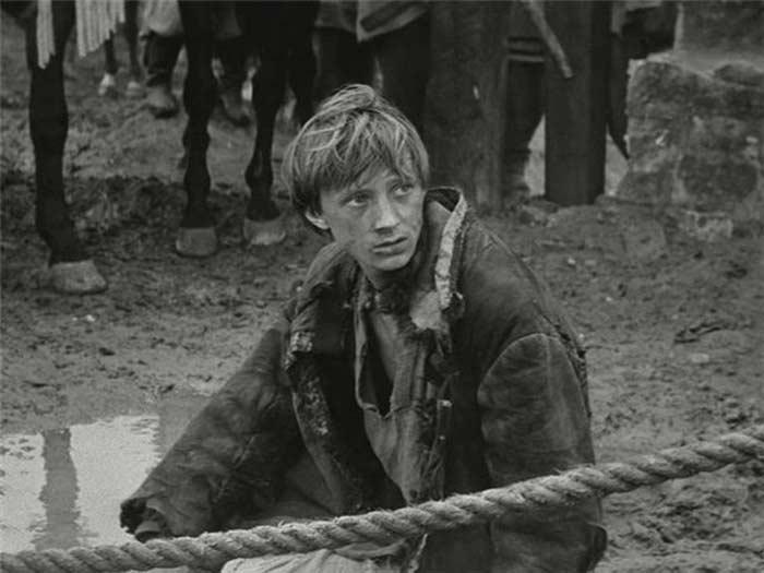 Николай Бурляев в фильме *Андрей Рублев*, 1966   Фото: stuki-druki.com
