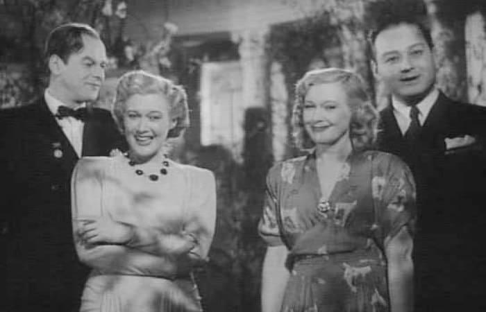 Кадр из фильма *Весна*, 1947   Фото: kino-teatr.ru