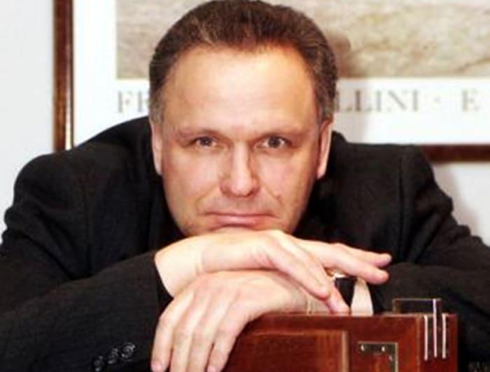 Народный артист России Николай Еременко-младший | Фото: kino-teatr.ru