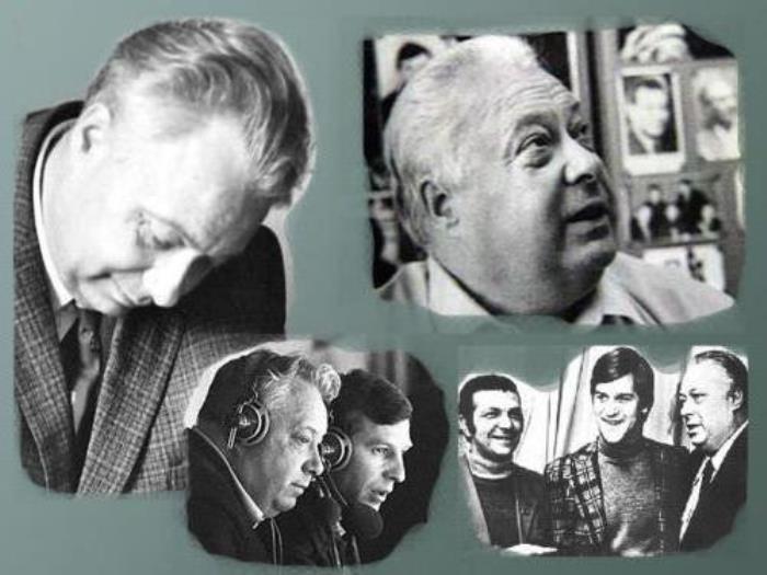 Знаменитый советский спортивный комментатор Николай Озеров | Фото: fb.ru
