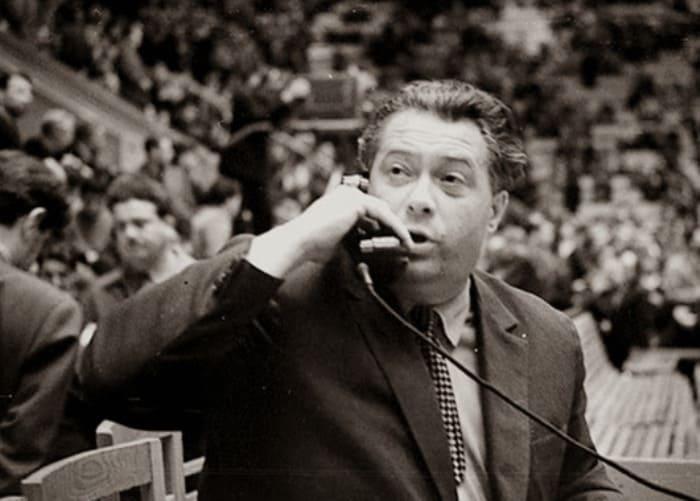 Знаменитый советский спортивный комментатор Николай Озеров | Фото: ggpht.com