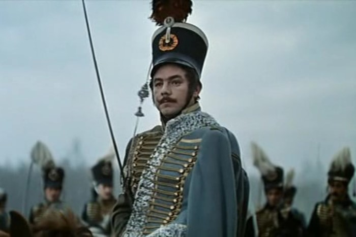Кадр из фильма *Война и мир*, 1965-1967