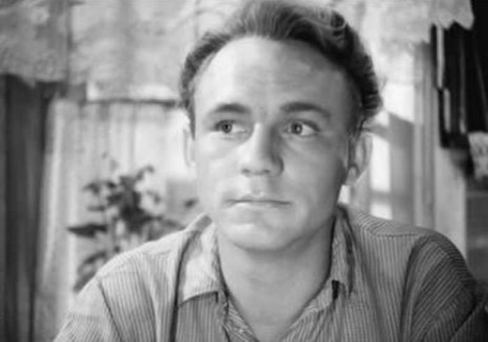 Кадр из фильма *Чужая родня*, 1955
