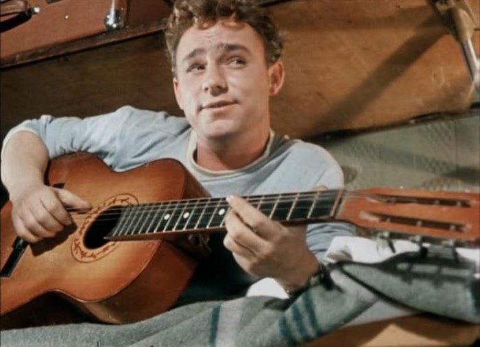 Кадр из фильма *Высота*, 1957