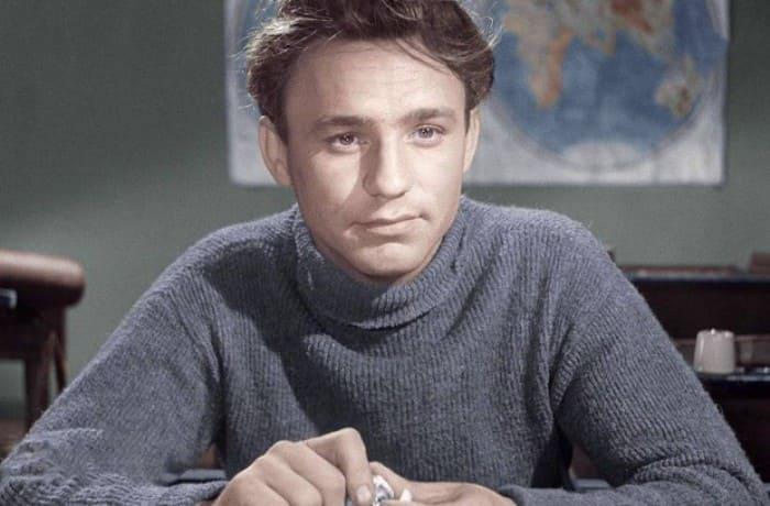 Николай Рыбников в фильме *Весна на Заречной улице*, 1956 | Фото: rusplt.ru