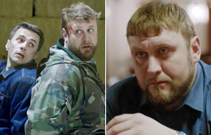 Николай Шрайбер в сериале *Специалист*, 2017