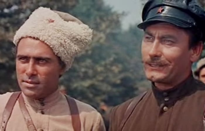 Кадр из фильма *Свадьба в Малиновке*, 1967 | Фото: kino-teatr.ru