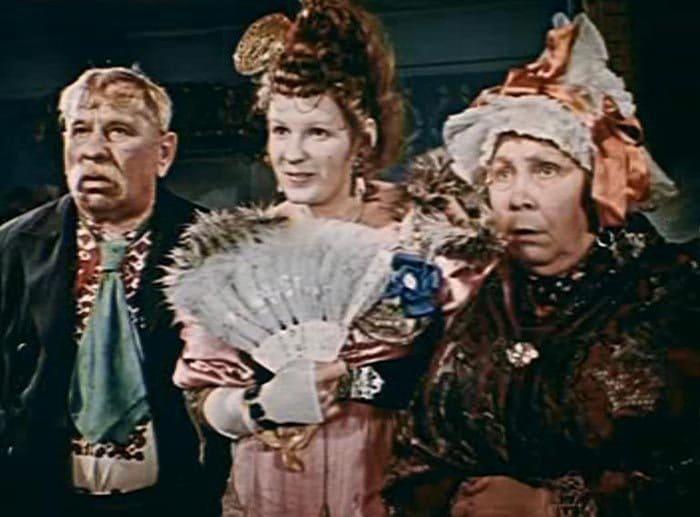 Кадр из фильма *За двумя зайцами*, 1961 | Фото: what.in.ua