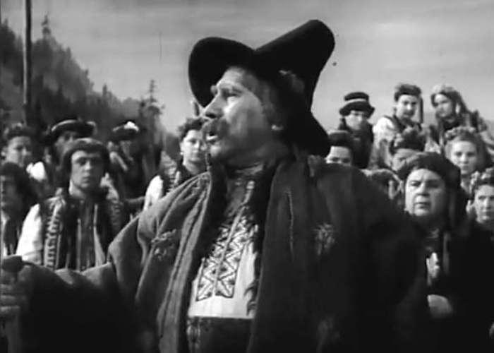 Николай Яковченко в фильме *Украденное счастье*, 1952 | Фото: kino-teatr.ru