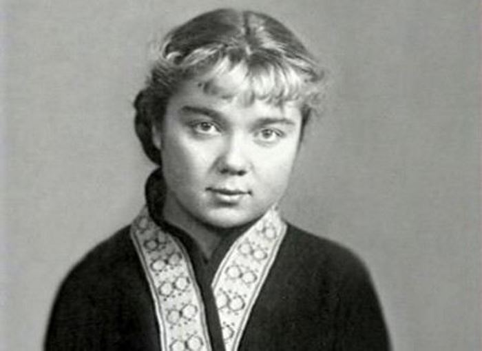 Нина Дорошина в молодости | Фото: diwis.ru