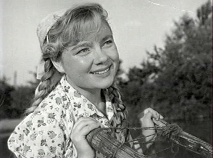 Нина Дорошина в фильме *Артист из Кохановки*, 1961 | Фото: kino-teatr.ru