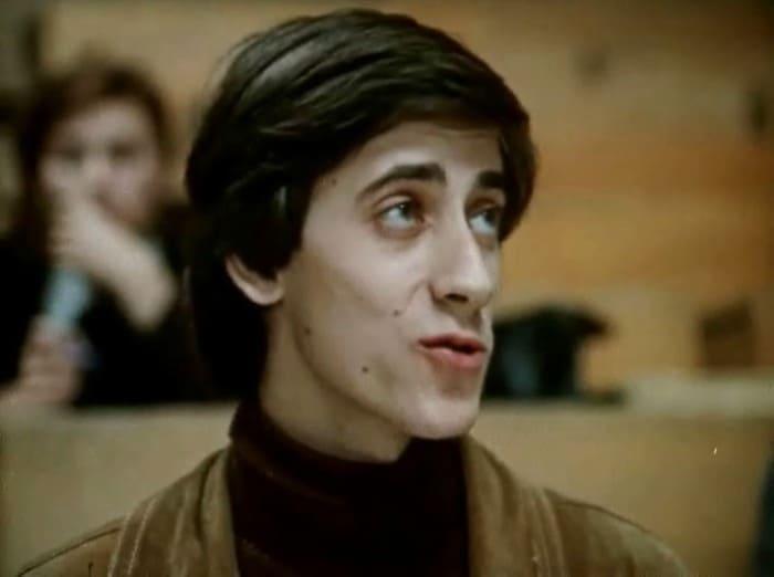 Евгений Дворжецкий в фильме *Кафедра*, 1982 | Фото: kino-teatr.ru