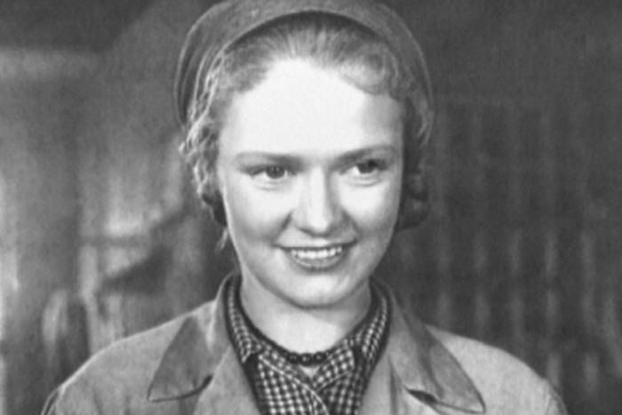Нина Гребешкова в молодости | Фото: 24smi.org