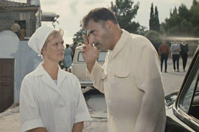 Кадр из фильма *Кавказская пленница*, 1966 | Фото: aif.ru