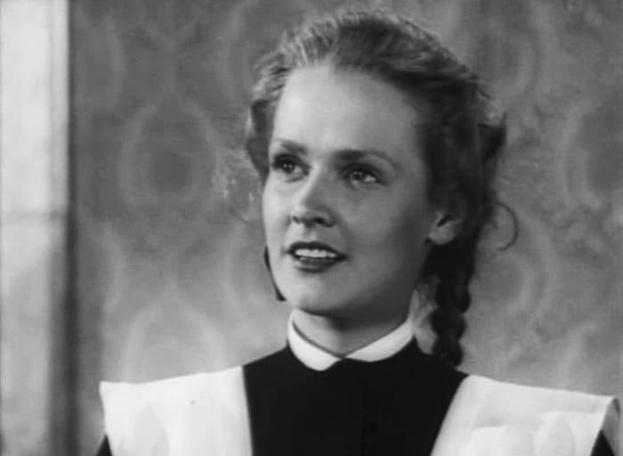 Нина Гребешкова в фильме *Честь товарища*, 1953 | Фото: kino-teatr.ru