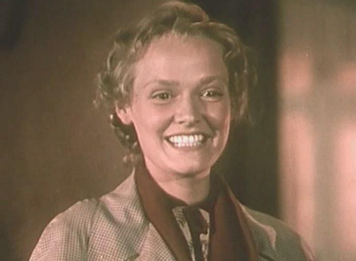 Нина Гребешкова в фильме *Испытание верности*, 1954 | Фото: kino-teatr.ru