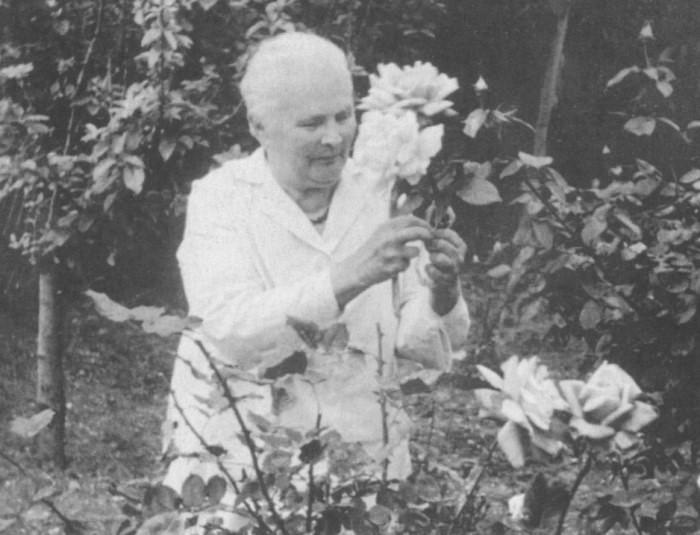 Вдова писателя Нина Грин. Старый Крым, 1965 | Фото: grinlandia.narod.ru
