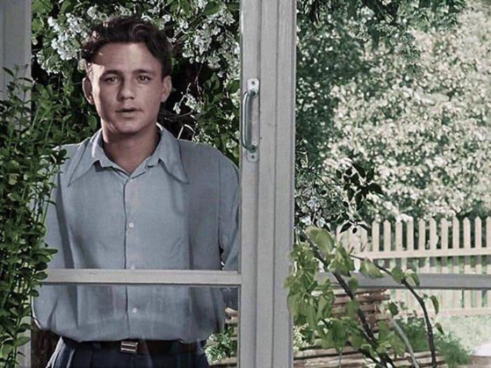 Николай Рыбников в фильме *Весна на Заречной улице*, 1956 | Фото: eg.ru