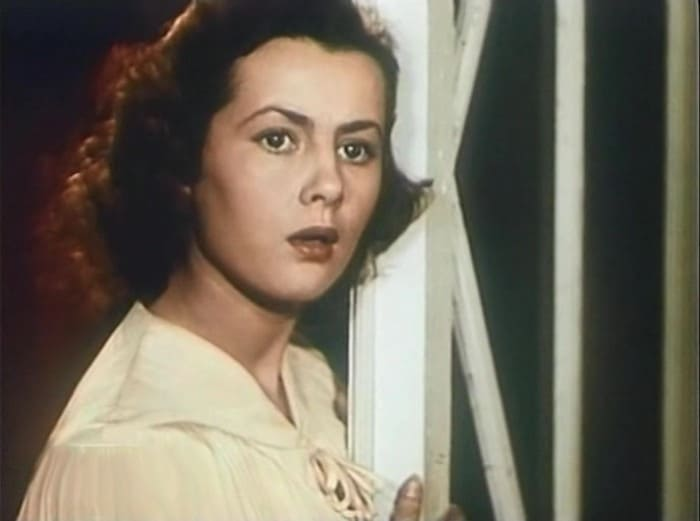 Нина Крачковская в фильме *Командир корабля*, 1954   Фото: kino-teatr.ru