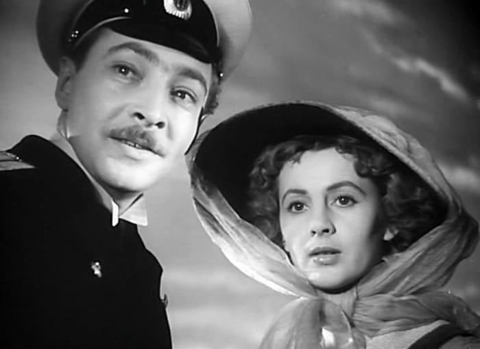Кадр из фильма *Мичман Панин*, 1960   Фото: kino-teatr.ru