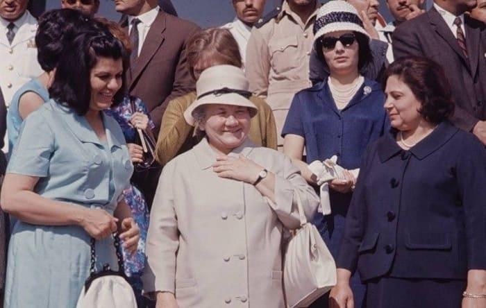 Первая леди СССР, жена Никиты Хрущева | Фото: lady-4-lady.ru