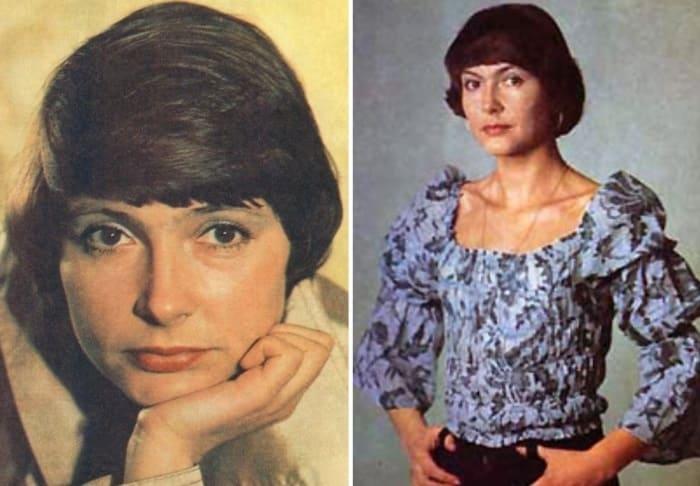 Актриса, которую называют королевой эпизода | Фото: kino-box.biz и mega-stars.ru