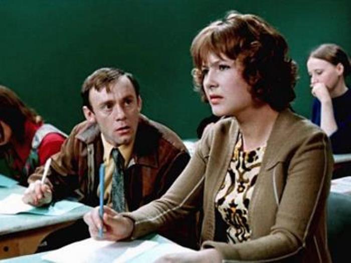 Кадр из фильма *Большая перемена*, 1972-1973 | Фото: biography-life.ru