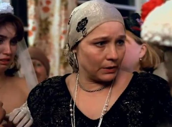 Нина Русланова в фильме *Небеса обетованные*, 1991 | Фото: kino-teatr.ru