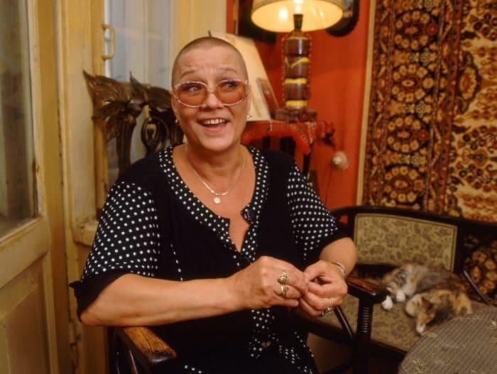 Народная артистка России Нина Русланова | Фото: teleprogramma.pro