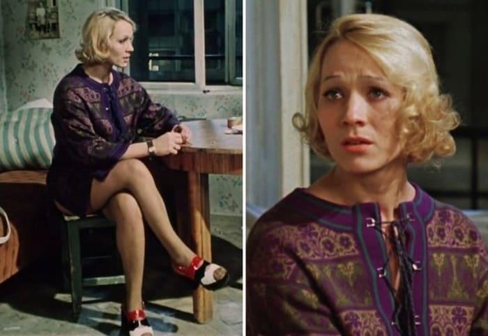 Кадры из фильма *Афоня*, 1975 | Фото: teleprogramma.pro и 2queens.ru