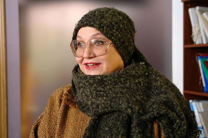 Народная артистка РФ Нина Русланова | Фото: kino-teatr.ru