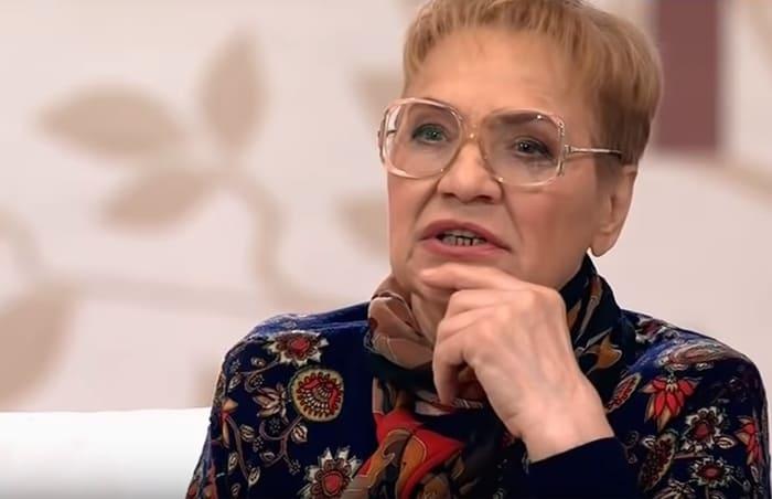 Актриса в 2018 г. | Фото: m.gazeta.ru