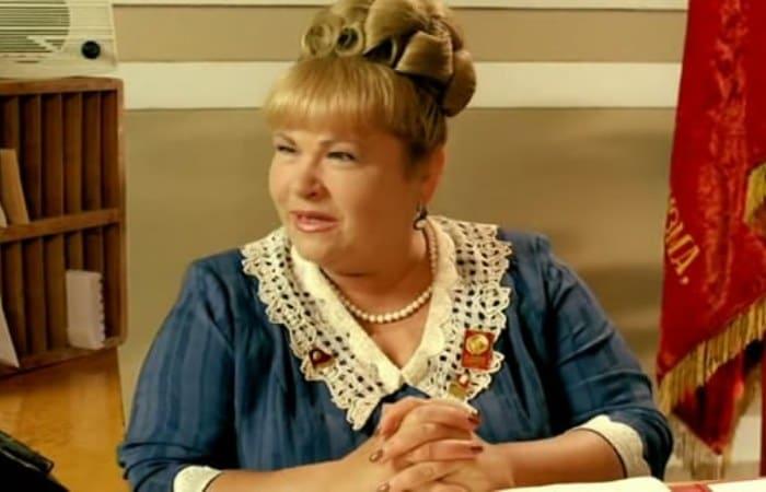 Нина Усатова в фильме *Парк советского периода*, 2006 | Фото: goodhouse.ru