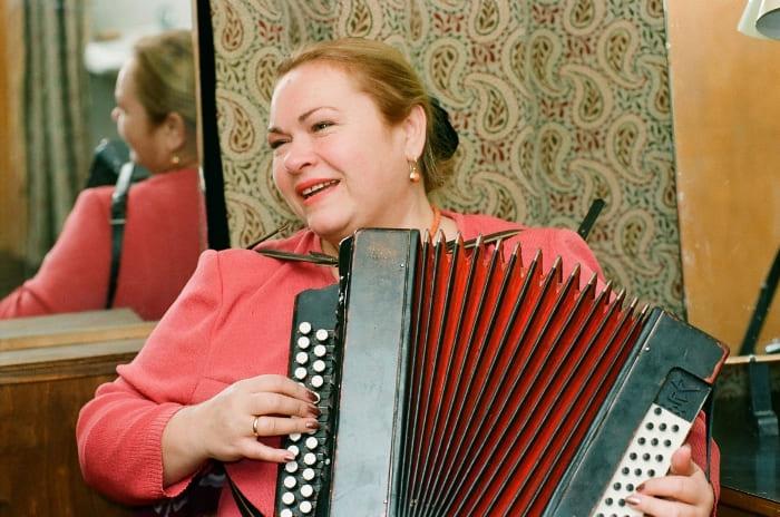 Народная артистка России Нина Усатова | Фото: goodhouse.ru